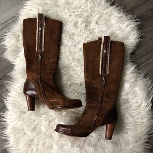 Ugg Tess Suede Boots